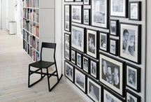 Art / Art more than decorates your home, it can define its mood and expectations. Here is a variety of art, and how it can be displayed.