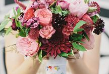 Flowers / by Jasmine Treen