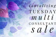 Tantalizing Tuesdays!!