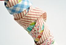 SEWING | Bias binding / Bias binding is your very best friend when you refashion clothes!