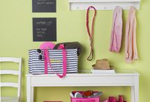 Mudroom & Entryway / Finally, there's a place for all their stuff (if you can only get them to put it there). / by Thirty-One Gifts