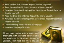Tips on Memorizing Quran