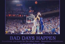 Duke Basketball <3 / by Desiree' Pilkington