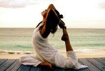 Favourite yoga pose