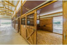 Horse Stables and Pastures