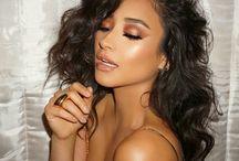 Bronze Eyeshadow Nude Lips 12/16