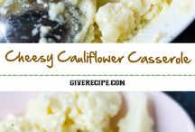 Cauliflower Recipes.