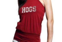 Arkansas Razorbacks Gear / Savor the adrenaline of gameday with officially licensed Arkansas Razorbacks apparel and merchandise from the ultimate sports store! Sport your enthusiasm for University of Arkansas athletics with licensed Arkansas Razorbacks jerseys, T-Shirts, hats and sweatshirts from Football Fanatics. Get your Arkansas clothing and gear from the Ultimate Sports Store and take advantage of our low $4.99 3-day shipping on your entire order! / by Fanatics ®