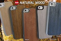 Wood collection: CALEIDO - NEW WOOD - NATURAL WOOD - COLOR WOOD / Cover per cellulare in legno naturale e Policarbonato 100% • Per iPhone 4/4s - 5/5s - 5c • Galaxy S4  Natural wood mobile phone covers for iPhone 4/4s - 5/5s - 5c • Galaxy S4