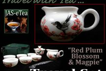 Teawares / You can't infuse those fine tea leaves in your bare hands. You need the proper teawares. Gaiwans, teapots, steeping cups are just the beginning. There is a whole array of accessories that are important to the proper enjoyment of tea.