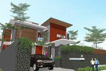 RT house at Menteng Jakarta