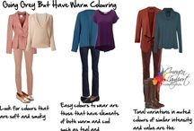 Colors to wear with grey hair