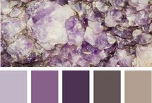 colours palette