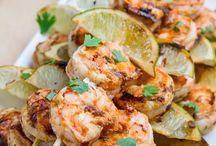 Seafood / by Ashley Winegar