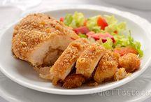 ⁂ Chicken Recipes