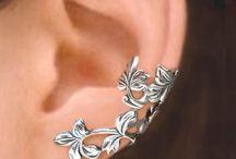 Kolczyki obrączki do uszu