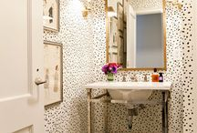 Bathrooms / by Shannon Wolfe-Hess