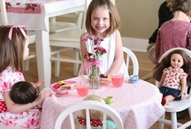 Natalie turns 5! / by Erika Haulk