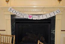 DIY Bridal Shower Party Decor / by Stephanie Faber Billig