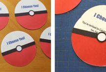 Pokemon Birthday Party Ideas / Pokemon inspired activities, games and food for a kid's birthday