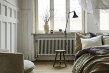 CHIC INDUSTRIAL BEDROOM / Stilen för mitt sovrum, idéer och drömmar.