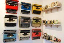 MAQUINA DE ESCRIBIR / Maquinas de escribir. Carrara Demoliciones Gral Flores 2302 esquina Libres.