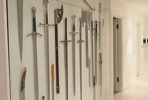 sword display