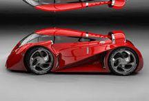 UBO Future Concept Car