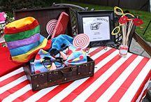 Brandi's Dirty 30 Big Top Circus/Carnival Extravaganza! / by Brandi Hall
