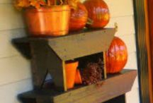 I Love Fall Color/Decorating / Fall is my favorite time of the yr. This board is a glimpse into Fall colors that I love!