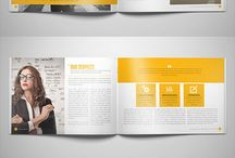 Flyer & Brochure Layout Design