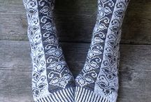 Sokker / Gratis mønster