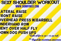 Arm workout / by Zakiya Leavell
