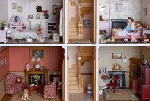 Ideas for my Victorian Dollhouse