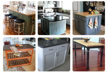 Kitchen islands diy / by Just For Me-Mi Jewelry