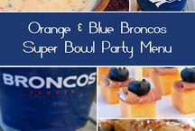 #HensSB50 / Denver Broncos to win! / by Jessica Hen