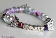 PUT ON PURPLE 4 LUPUS / POP for LUPUS... May is LUPUS Awareness month. May 10th is World Lupus Day and May 15th is the day to POP...Put On Purple and bring awareness to this horrible disease. / by Ernice Carter