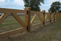 fence / by Dee Lesina