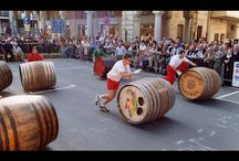 Eventi - Events / Festivals, Sagre with Wine&Food, historical commemorations or events linked to the tradition