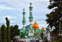 singkawang city / mosque