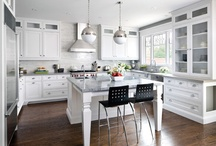 Kitchens / by Michal Langton Richardson