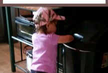 Family   Toddler Self Help and Practical Life Skills
