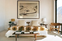 Inspirational Spaces / Gorgeous interiors to lust after and draw inspiration from.  / by RC Webb
