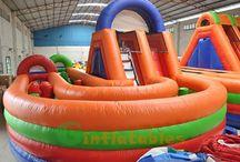 Manufacturer - Castles/Bounce