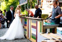 Food / Eten! Een zeer belangrijk onderdeel tijdens jullie bruiloft. Neem een kijkje en raak geïnspireerd.