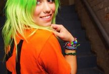 ChEvEux LimE-Lime Hair / Cheveux Lime-Lime Hair-Coloration-Haircolor