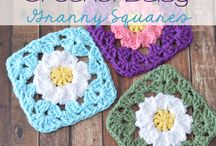 Granny Squares Muster