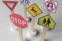 Educación vial y medios de transporte