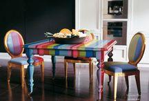 Fusion-MR / Fusion in interior combines elements of different styles.  Furniture and décor of this type are not categorized according to any one particular style. All subjects we can order for you. Фьюжн в интерьере сочетает в себе элементы разных стилей. Мебель и декор этого типа не относятся к какому-то одному направлению. Мы можем заказать для вас представленные предметы в Италии