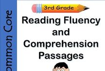 3rd Grade Reading Fluency and Comprehension Passages / 3rd Grade Reading Fluency and Comprehension Passages. Make reading comprehension and fluency engaging and fun for your students/child with these 50 reading comprehension and fluency passages.